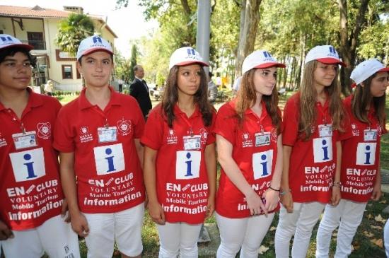 Gönüllü Turizm Elçileri Bursa'nın Gururu