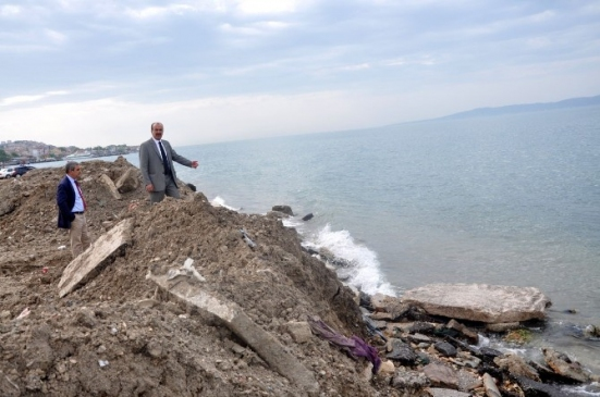 Mudanya'ya Yeni Otopark