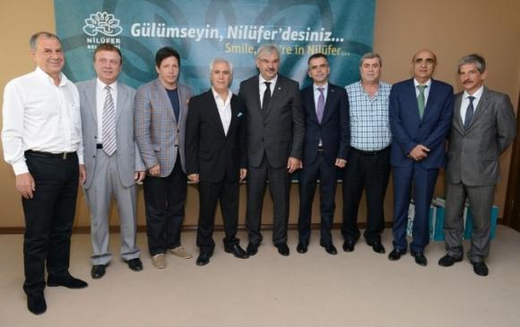Bursaspor Basketbol Takımı Kuruluyor