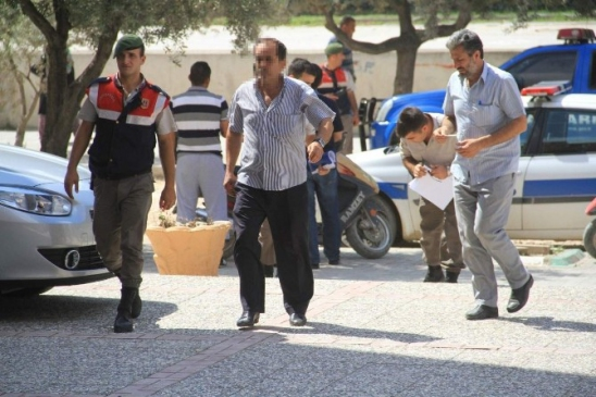 Bursa'da 2 Kilo Esrar Ele Geçirildi