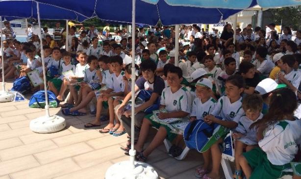 Yaz Spor Okullarında Sertifika Sevinci