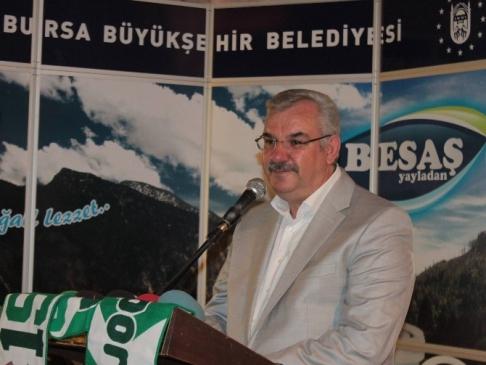 Bursaspor'a Üye Olan 51 Bacıbey Türkiye Tarihine…