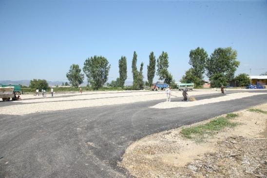 Yenişehir'in Kurutma Alanı Büyükşehir'den