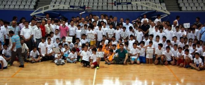 Futsal İl Turnuvası Başladı