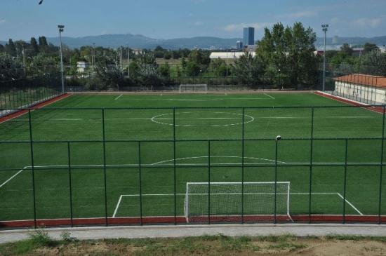 Altınova Spor Tesisi Açılıyor