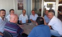 Başkan Türkyılmaz'dan Belediyelere Ziyaret