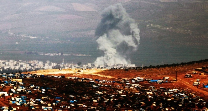 Afrin kent merkezi kuşatıldı!