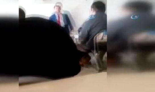 Ahievran Mesleki ve Teknik Anadolu Lisesi Çorlu'yu ayaklandıran skandal video
