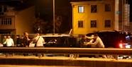 Alkollü Sürücüler Birbirine Girdi Trafik...