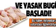 Ambalajsız tavuk etine yasak geldi!