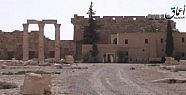 Antik Palmira kenti şimdilik