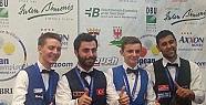 Avrupa 3 Bant Bilardo Şampiyonası'nda