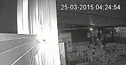 Başkent'te kar maskeli silahlı soygun