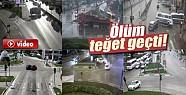 Bursa'da ölüm teğet geçti!