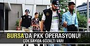 Bursa'da Pkk ya büyük darbe!