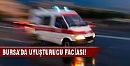 Bursa'da uyuşturucu faciası