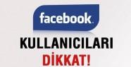 Büyük tehlike! Facebook hesabı olanlar dikkat!
