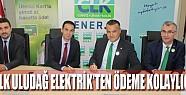 Clk Uludağ Elektrikten Ödeme Kolaylığı