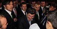 Davutoğlu, iş adamları STK temsilcileriyle
