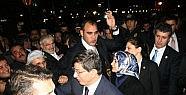 Davutoğlu İzmir Valiliği'ni ziyaret