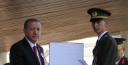 Diplomasını Cumhurbaşkanı'nın Elinden...