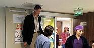 Dünyanın en uzun adamı hayaline kavuştu