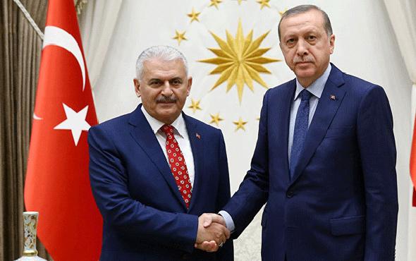 Erdoğan'dan erken seçim açıklaması Başbakan Külliye'de