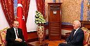 Erdoğan-biden Görüşmesi Sürüyor