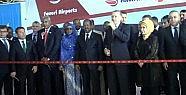 Erdoğan, Mogadişu Havalimanı'nı Açtı