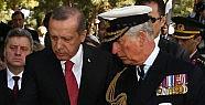 Erdoğan ve Prens Charles şehit mezarlarına