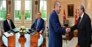 Erdoğan'dan Iki Kabul