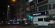Erdoğan'ın geçiş güzergahında patlama