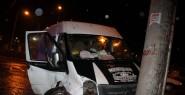 Erzurum'da Feci Kaza: 9 Kişi Yaralandı