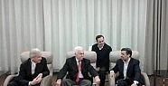 Esad öncesi Ahmedinejad ile görüştü