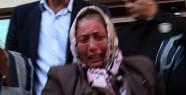 Evlat Katili Anne Cezaevine Giderken Gözyaşı...