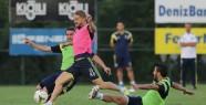 Fenerbahçe Süper Kupa Için Hazırlanıyor
