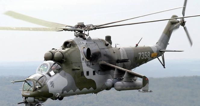 Fransa'da iki askeri helikopter çarpıştı: 6 ölü