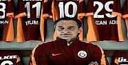 Galatasaray Teknik Direktörü: