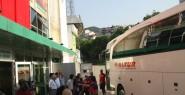Galatasaray'a Protesto