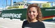 Greenpeace Efsanesi İzmir'de