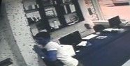 Heyecanlı Hırsız Kamerada