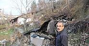 Heyelan evleri boşalttırdı