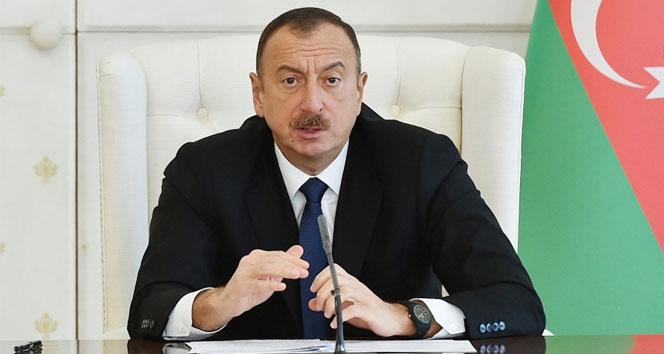 İlham Aliyev yeniden Cumhurbaşkanı