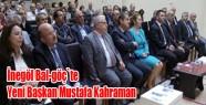 İnegöl Bal-göç`te Yeni Başkan Mustafa Kahraman