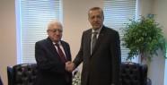 Irak Cumhurbaşkanı Masum Ile Görüştü
