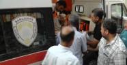 İşçi Midibüsü Yan Yattı: 15 Yaralı