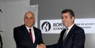 İstanbul Elmas Borsasında Ilk Işlem