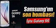 İşte Samsung'un yeni amiral gemisi Galaxy