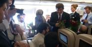 İşte Uçakta Yaşananlar Ve Sonrası