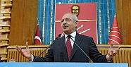 Kameralara konuşmayan Kılıçdaroğlu